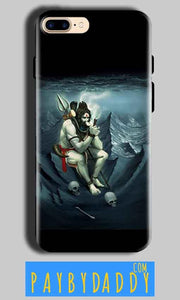 Apple iphone 8 Mobile Covers Cases Shiva Smoking - Lowest Price - Paybydaddy.com