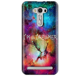 Asus Zenfone 2 Laser ZE550KL Mobile Covers Cases I am Dreamer - Lowest Price - Paybydaddy.com