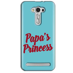 Asus Zenfone 2 Laser ZE550KL Mobile Covers Cases Papas Princess - Lowest Price - Paybydaddy.com