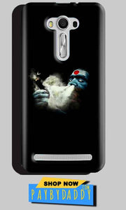 Asus Zenfone 2 Laser ZE550KL Mobile Covers Cases Shiva Aghori Smoking - Lowest Price - Paybydaddy.com