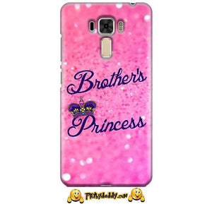 Asus Zenfone 3 Mobile Covers Cases Brothers princess - Lowest Price - Paybydaddy.com