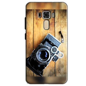 Asus Zenfone 3 Mobile Covers Cases Camera With Wood - Lowest Price - Paybydaddy.com
