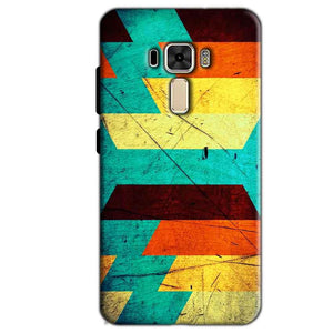 Asus Zenfone 3 Mobile Covers Cases Colorful Patterns - Lowest Price - Paybydaddy.com