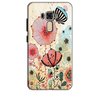 Asus Zenfone 3 Mobile Covers Cases Deep Water Jelly fish- Lowest Price - Paybydaddy.com