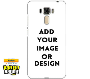 Customized Asus Zenfone 3 Mobile Phone Covers & Back Covers with your Text & Photo