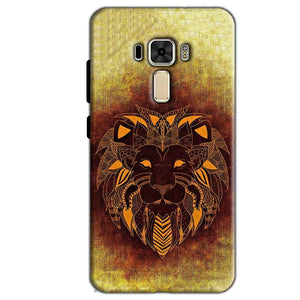 Asus Zenfone 3 Mobile Covers Cases Lion face art - Lowest Price - Paybydaddy.com