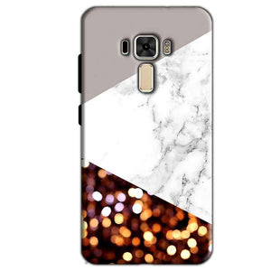 Asus Zenfone 3 Mobile Covers Cases MARBEL GLITTER - Lowest Price - Paybydaddy.com