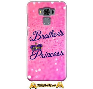 Asus Zenfone 3 MAX ZC553KL Mobile Covers Cases Brothers princess - Lowest Price - Paybydaddy.com