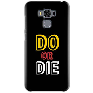 Asus Zenfone 3 MAX ZC553KL Mobile Covers Cases DO OR DIE - Lowest Price - Paybydaddy.com
