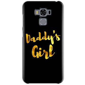 Asus Zenfone 3 MAX ZC553KL Mobile Covers Cases Daddys girl - Lowest Price - Paybydaddy.com