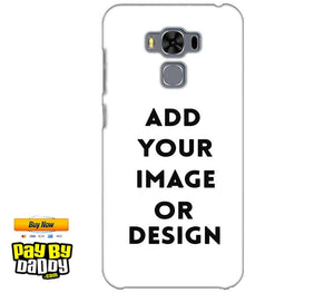 Customized Asus Zenfone 3 MAX ZC553KL Mobile Phone Covers & Back Covers with your Text & Photo