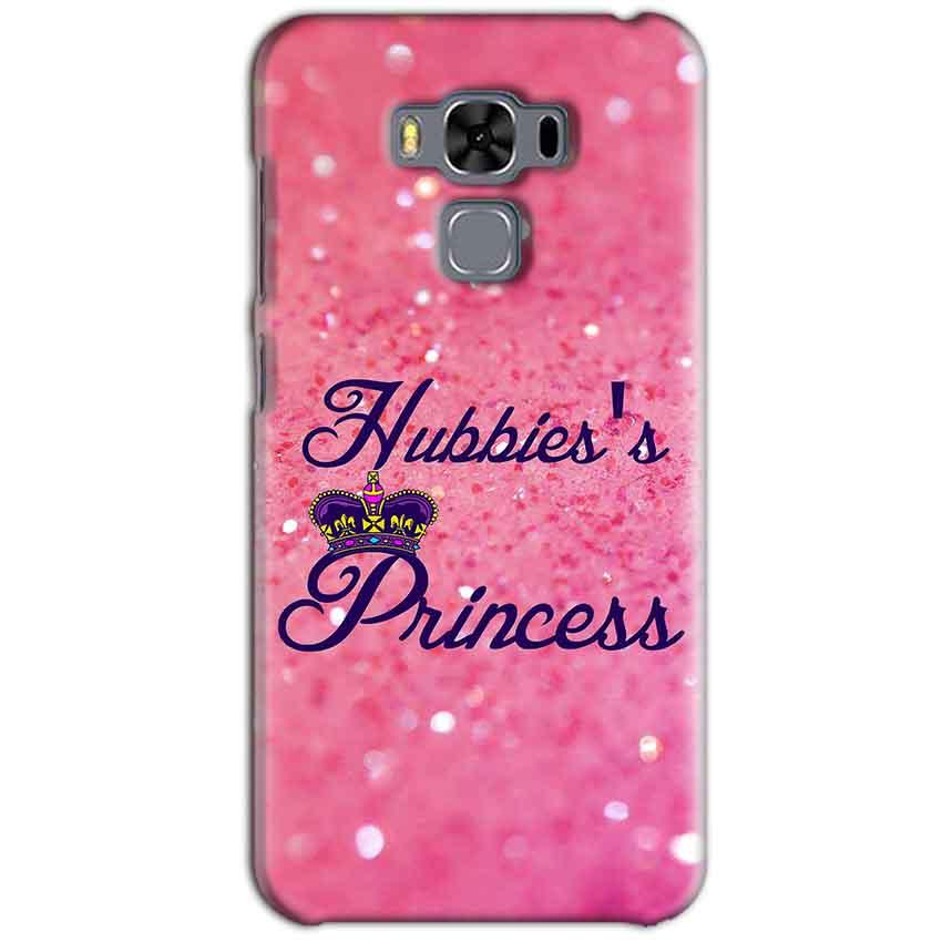 Asus Zenfone 3 MAX ZC553KL Mobile Covers Cases Hubbies Princess - Lowest Price - Paybydaddy.com