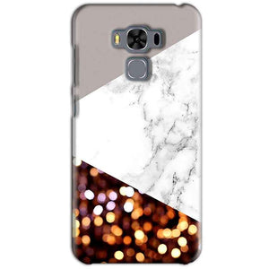 Asus Zenfone 3 MAX ZC553KL Mobile Covers Cases MARBEL GLITTER - Lowest Price - Paybydaddy.com