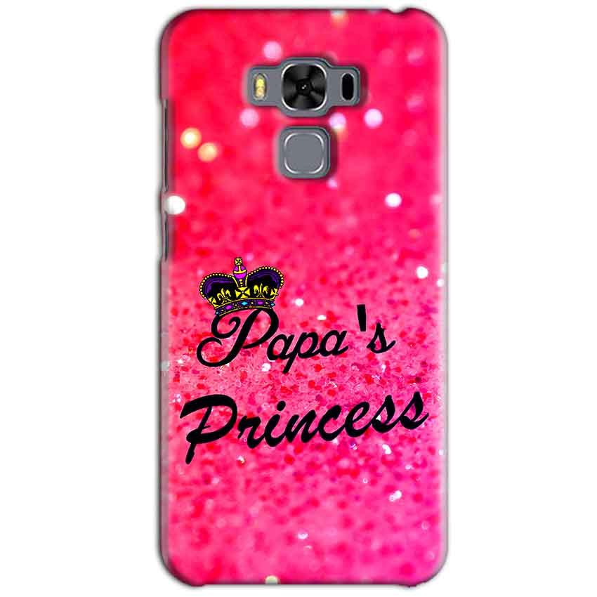 Asus Zenfone 3 MAX ZC553KL Mobile Covers Cases PAPA PRINCESS - Lowest Price - Paybydaddy.com