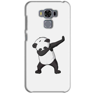 Asus Zenfone 3 MAX ZC553KL Mobile Covers Cases Panda Dab - Lowest Price - Paybydaddy.com