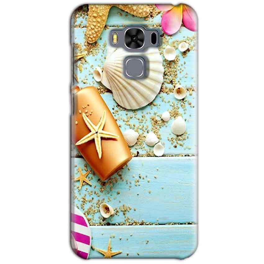 Asus Zenfone 3 MAX ZC553KL Mobile Covers Cases Pearl Star Fish - Lowest Price - Paybydaddy.com