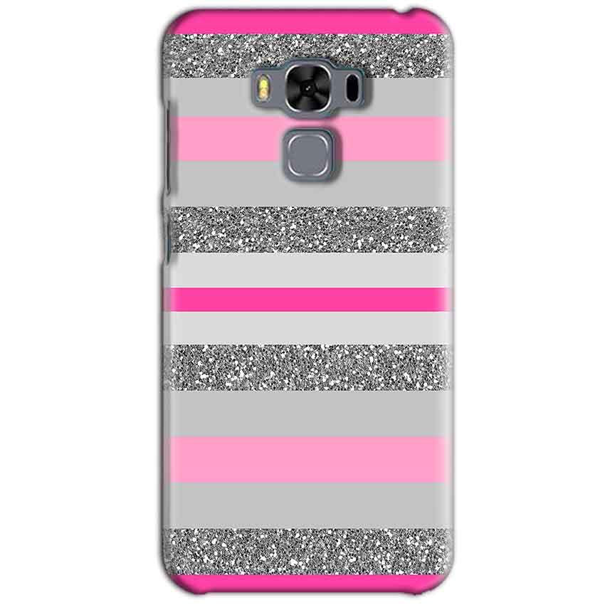 Asus Zenfone 3 MAX ZC553KL Mobile Covers Cases Pink colour pattern - Lowest Price - Paybydaddy.com