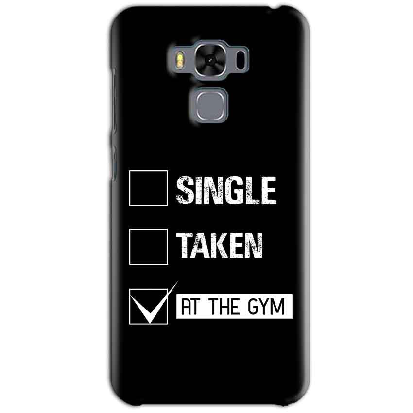 Asus Zenfone 3 MAX ZC553KL Mobile Covers Cases Single Taken At The Gym - Lowest Price - Paybydaddy.com