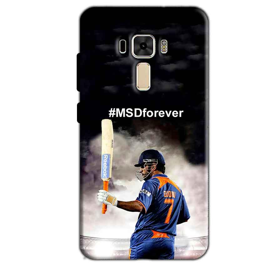 Asus Zenfone 3 Mobile Covers Cases MS dhoni Forever - Lowest Price - Paybydaddy.com
