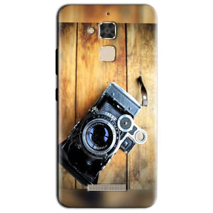 Asus Zenfone 3 Max Mobile Covers Cases Camera With Wood - Lowest Price - Paybydaddy.com