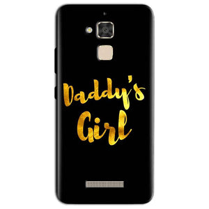 Asus Zenfone 3 Max Mobile Covers Cases Daddys girl - Lowest Price - Paybydaddy.com