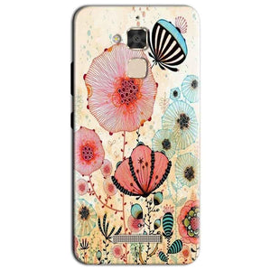 Asus Zenfone 3 Max Mobile Covers Cases Deep Water Jelly fish- Lowest Price - Paybydaddy.com