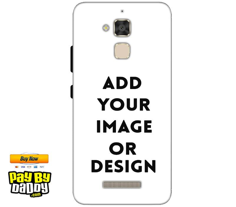 Asus Zenfone 3 Max Photo on Cover - Photo Back Cover - Customized Mobile Covers