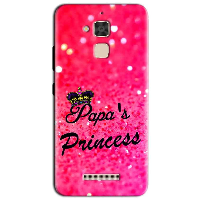 Asus Zenfone 3 Max Mobile Covers Cases PAPA PRINCESS - Lowest Price - Paybydaddy.com