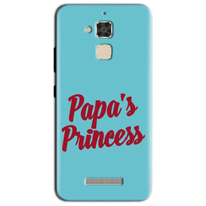 Asus Zenfone 3 Max Mobile Covers Cases Papas Princess - Lowest Price - Paybydaddy.com