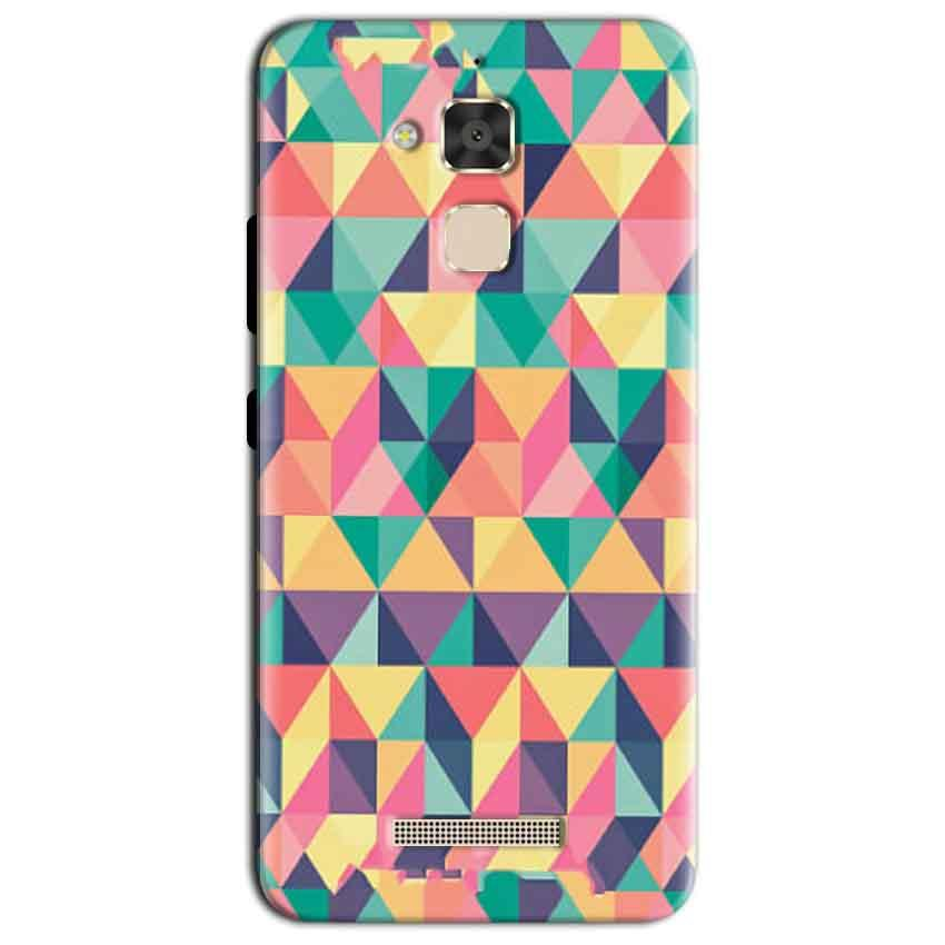Asus Zenfone 3 Max Mobile Covers Cases Prisma coloured design - Lowest Price - Paybydaddy.com