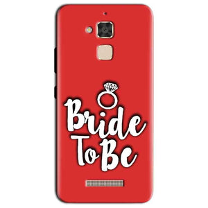 Asus Zenfone 3 Max Mobile Covers Cases bride to be with ring - Lowest Price - Paybydaddy.com