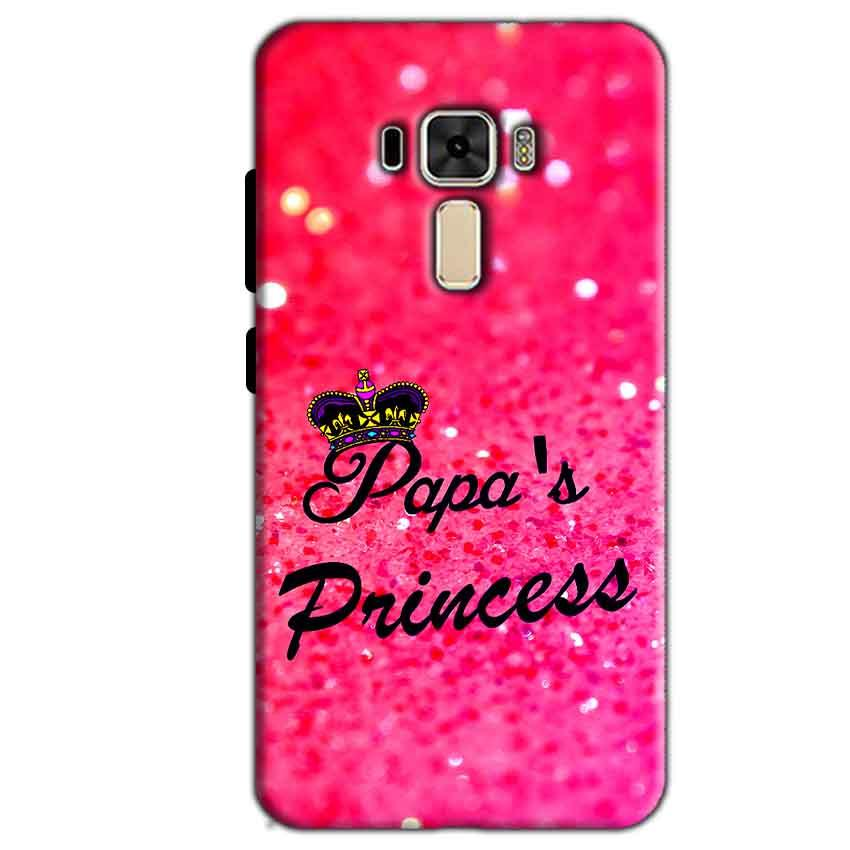 Asus Zenfone 3 Mobile Covers Cases PAPA PRINCESS - Lowest Price - Paybydaddy.com