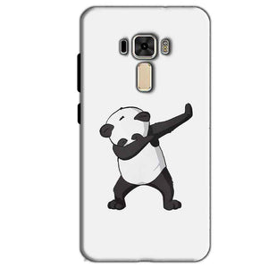 Asus Zenfone 3 Mobile Covers Cases Panda Dab - Lowest Price - Paybydaddy.com