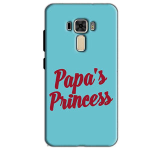 Asus Zenfone 3 Mobile Covers Cases Papas Princess - Lowest Price - Paybydaddy.com