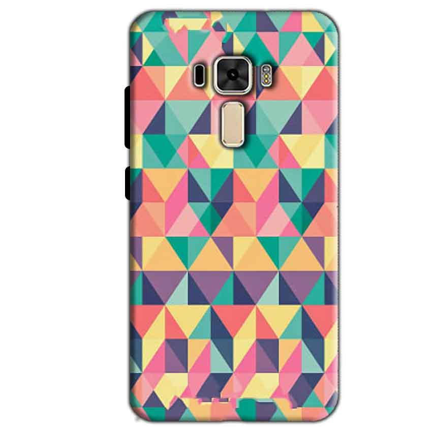 Asus Zenfone 3 Mobile Covers Cases Prisma coloured design - Lowest Price - Paybydaddy.com