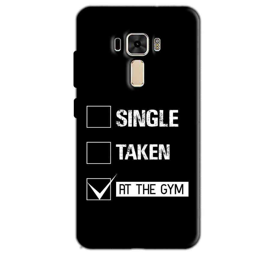 Asus Zenfone 3 Mobile Covers Cases Single Taken At The Gym - Lowest Price - Paybydaddy.com