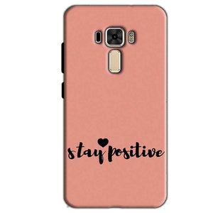 Asus Zenfone 3 Mobile Covers Cases Stay Positive - Lowest Price - Paybydaddy.com