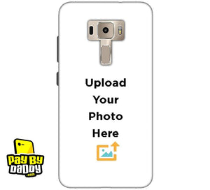 Customized Asus Zenfone 3 ZE552KL Mobile Phone Covers & Back Covers with your Photo & Text