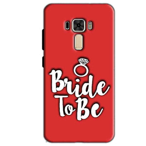 Asus Zenfone 3 Mobile Covers Cases bride to be with ring - Lowest Price - Paybydaddy.com