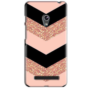 Asus Zenfone 5 Mobile Covers Cases Black down arrow Pattern - Lowest Price - Paybydaddy.com