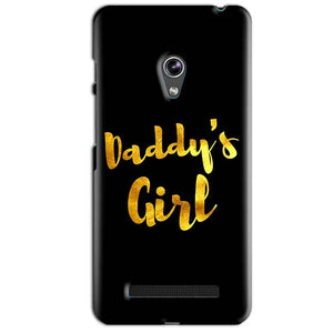 Asus Zenfone 5 Mobile Covers Cases Daddys girl - Lowest Price - Paybydaddy.com