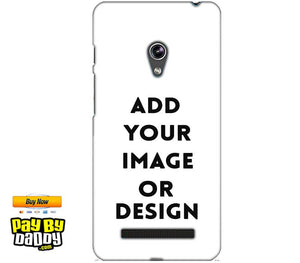 Customized Asus Zenfone 5 Mobile Phone Covers & Back Covers with your Text & Photo