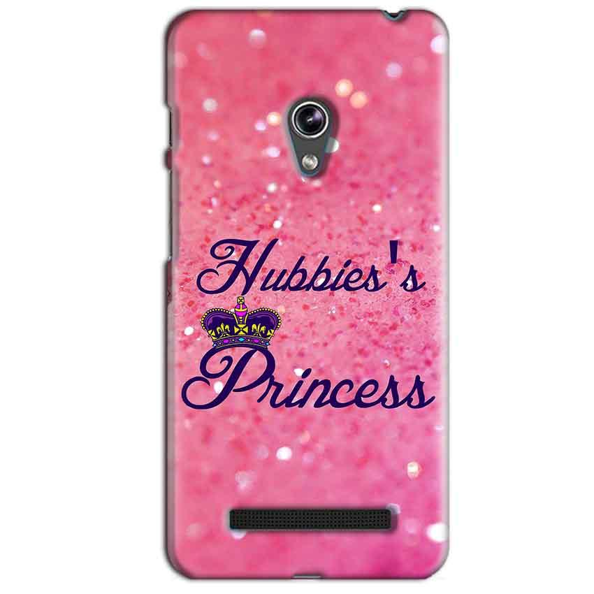 Asus Zenfone 5 Mobile Covers Cases Hubbies Princess - Lowest Price - Paybydaddy.com