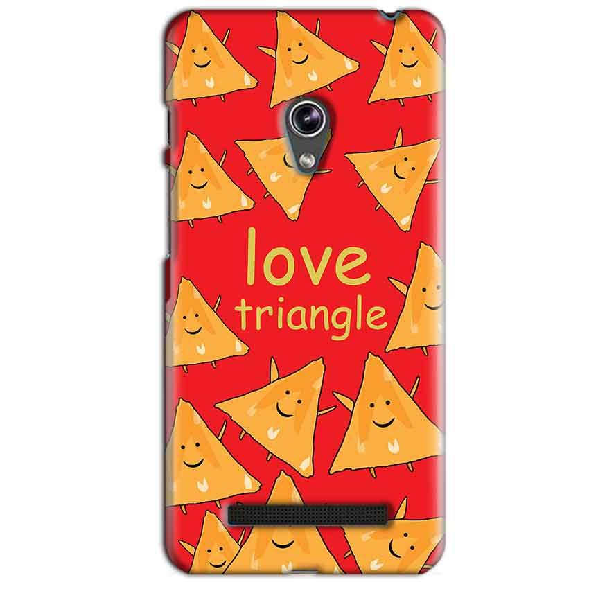 Asus Zenfone 5 Mobile Covers Cases Love Triangle - Lowest Price - Paybydaddy.com