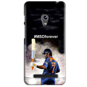 Asus Zenfone 5 Mobile Covers Cases MS dhoni Forever - Lowest Price - Paybydaddy.com
