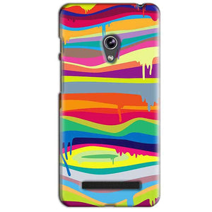 Asus Zenfone 5 Mobile Covers Cases Melted colours - Lowest Price - Paybydaddy.com