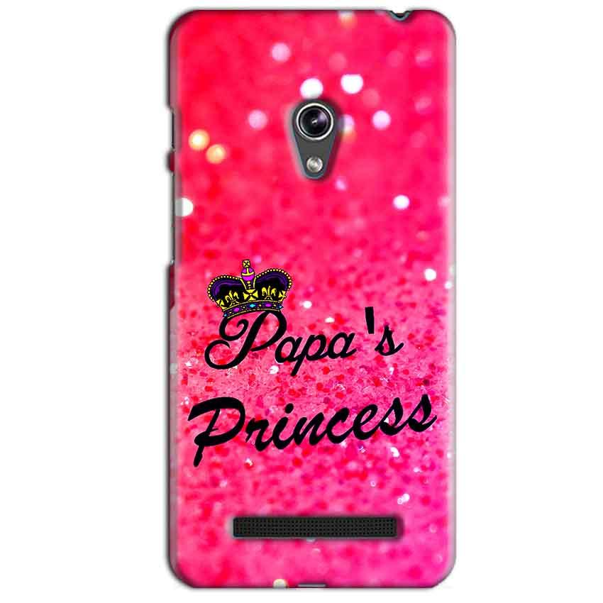 Asus Zenfone 5 Mobile Covers Cases PAPA PRINCESS - Lowest Price - Paybydaddy.com