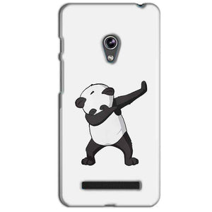 Asus Zenfone 5 Mobile Covers Cases Panda Dab - Lowest Price - Paybydaddy.com