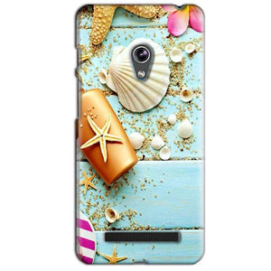 Asus Zenfone 5 Mobile Covers Cases Pearl Star Fish - Lowest Price - Paybydaddy.com
