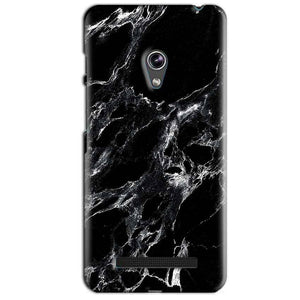 Asus Zenfone 5 Mobile Covers Cases Pure Black Marble Texture - Lowest Price - Paybydaddy.com